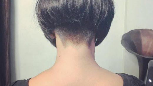Mindy's Haircut