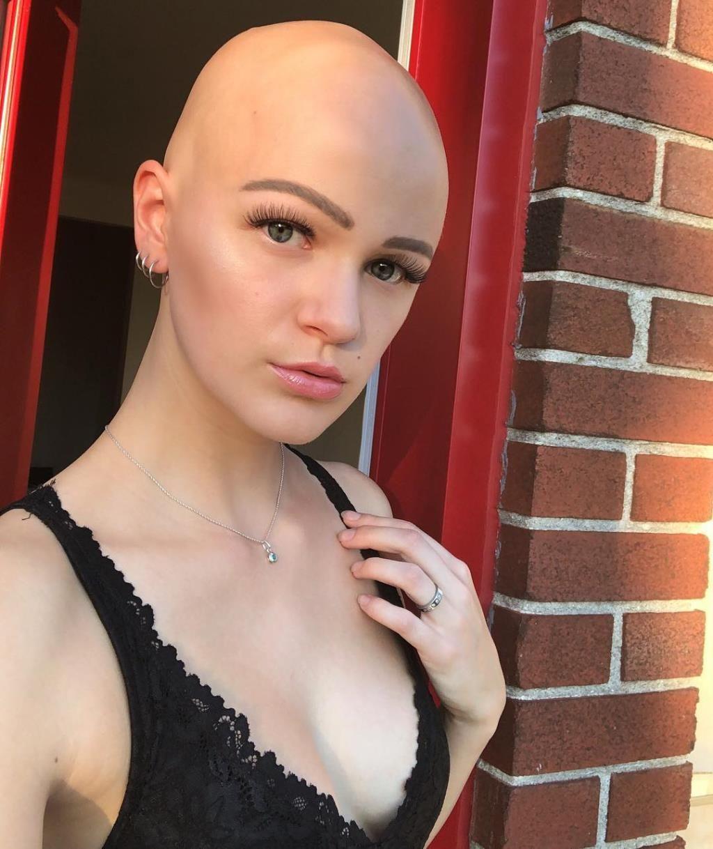 Bald guy with girl 7