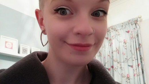 Heather's New Haircut