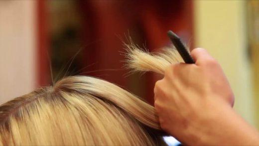 New Year's Eve - A Lesbian Hair Fantasy
